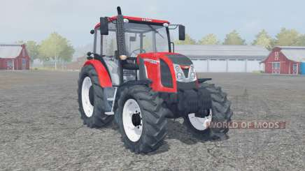 Zetor Proxima 100 avant loadeᶉ pour Farming Simulator 2013