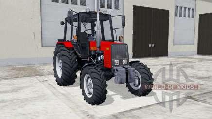 MTZ-820 Belaus pour Farming Simulator 2017
