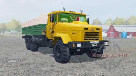 Le KrAZ-65053 pour Farming Simulator 2013