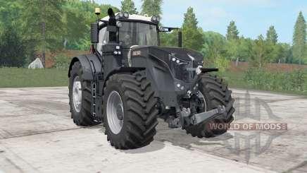 Fendt 1050 Vario wheels selection pour Farming Simulator 2017