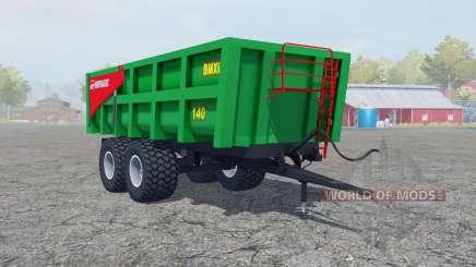Gyrax BMXL 140 für Farming Simulator 2013
