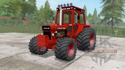 Volvo BM 2654 scarlet für Farming Simulator 2017