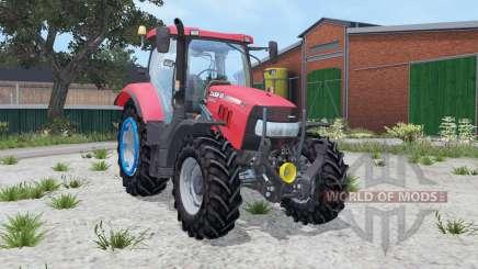 Case IH Maxxum 140 multicontroller pour Farming Simulator 2015