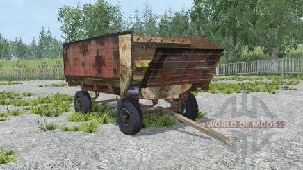 KTU-10 für Farming Simulator 2015