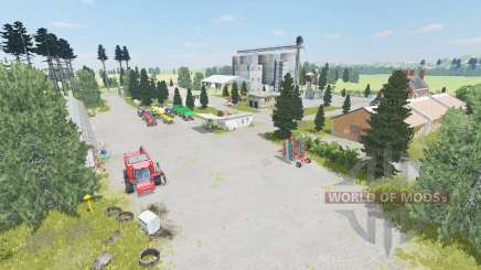 Euro Farms für Farming Simulator 2015