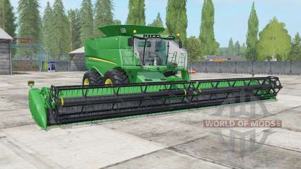 John Deere S760-790 US version für Farming Simulator 2017