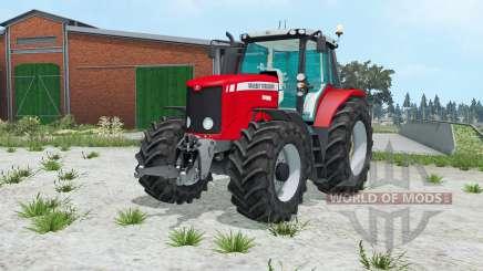 Massey Ferguson 6499 ruddy für Farming Simulator 2015