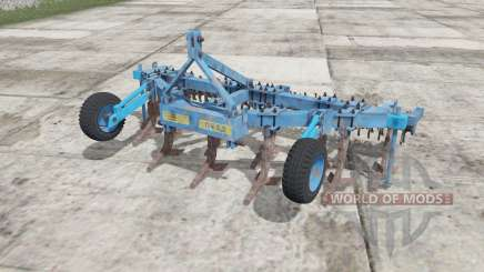 PCH-4.5 couleur bleu pour Farming Simulator 2017