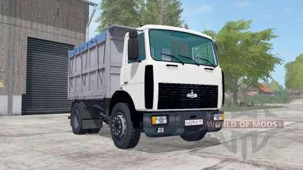 MAZ-5551 wybo Räder für Farming Simulator 2017