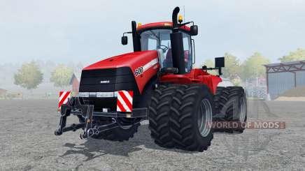 Case IH Steiger 600 all wheel steeᶉ für Farming Simulator 2013