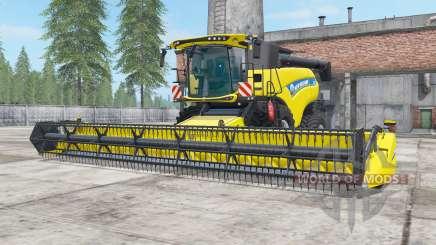 New Holland CR9.90 safety yellow für Farming Simulator 2017