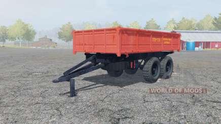 PTU-7.5 für Farming Simulator 2013