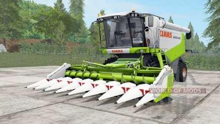 Claas Lexion 530 sheen green für Farming Simulator 2017