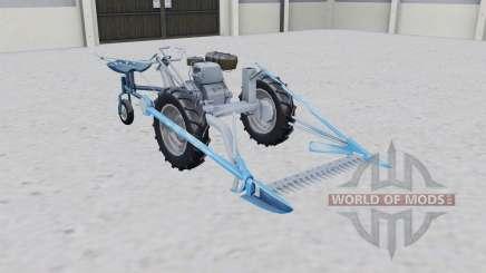 BCS 622 con carrello für Farming Simulator 2017