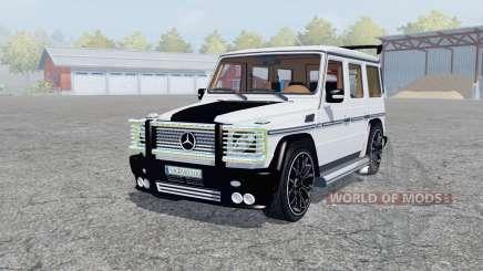Mercedes-AMG G 65 (W463) für Farming Simulator 2013