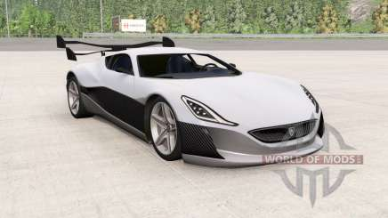 Rimac Concept_One pour BeamNG Drive