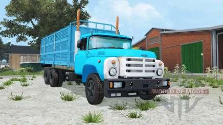 ZIL-133GÂ pour Farming Simulator 2015