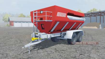 Perard Interbenne 25 coral red pour Farming Simulator 2013