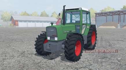 Fendt Farmer 309 LSA Turbomatik frontgewichte pour Farming Simulator 2013