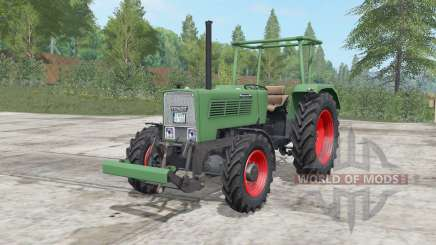 Fendt Farmer 102S-108S Turbomatik für Farming Simulator 2017