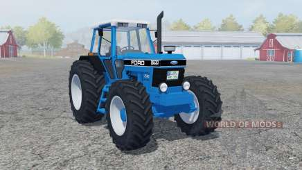 Ford 8630 Poweᶉshift für Farming Simulator 2013