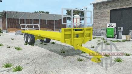Marshall BC-32 peridot für Farming Simulator 2015
