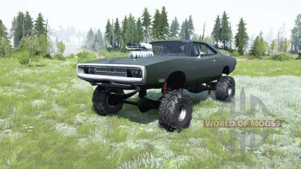Dodge Charger 1970 pour MudRunner