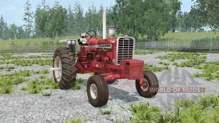 Farmall 1206 1965 pour Farming Simulator 2015