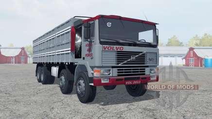 Volvo F12 8x8 für Farming Simulator 2013