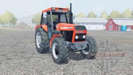 Ursus 1014 manual ignition pour Farming Simulator 2013