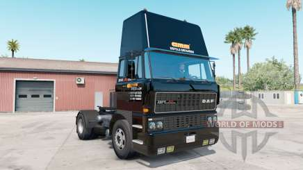 DAF 2800 TopSleeper Cab pour American Truck Simulator