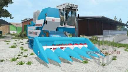 Jenissei-1200 RM für Farming Simulator 2015