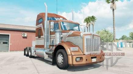 Kenworth T800 Aero Cab Sleeper pour American Truck Simulator
