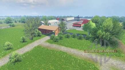 Burgenland für Farming Simulator 2013