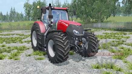 Case IH Optum 300 CVX _ pour Farming Simulator 2015