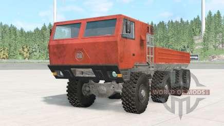 BigRig Truck v1.1 pour BeamNG Drive