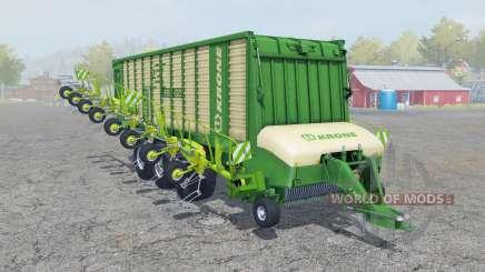 Krone ZX 550 GD ᶉake für Farming Simulator 2013
