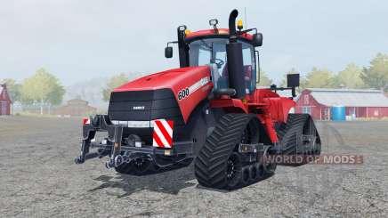 Case IH Steiger 600 Quadtrac kettenlenkung pour Farming Simulator 2013