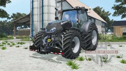Case IH Optum 300 CVX black pour Farming Simulator 2015