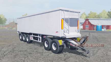 Kroger Agroliner SRB3-35 dolly trailer pour Farming Simulator 2013