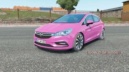 Opel Astra (K) 2015 pour Euro Truck Simulator 2