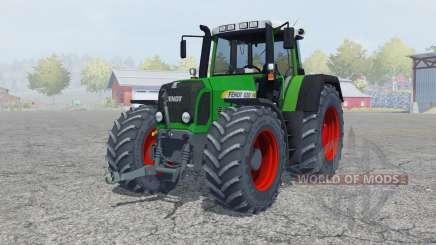 Fendt 820 Vario TMS HQ textures pour Farming Simulator 2013