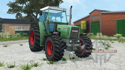 Fendt Favorit 614 LSA Turbomatik pour Farming Simulator 2015