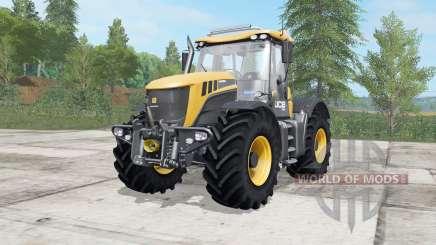JCB Fastrac 3200-3230 Xtra Michelin tires für Farming Simulator 2017