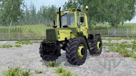 Mercedes-Benz Trac 900 Tꭒrbo pour Farming Simulator 2015