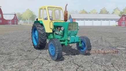 YUMZ-6L et manuel d'allumage pour Farming Simulator 2013