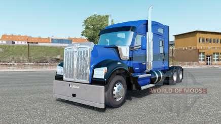 Kenworth W990 Mid-Roof Aerodyne Sleeper pour Euro Truck Simulator 2