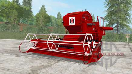 IH McCormick 141 dual front wheels pour Farming Simulator 2017