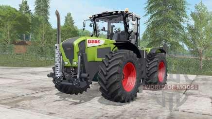 Claas Xerion 3300-3800 Trac VC pour Farming Simulator 2017