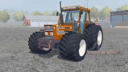 Fiat 100-90 DT Terra tires pour Farming Simulator 2013